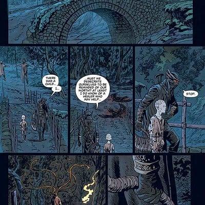 Piotr kowalski bloodborne 2 page 4