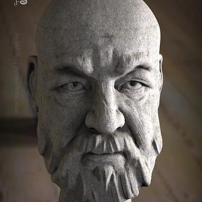 Surajit sen doodle sculpt surajitsen