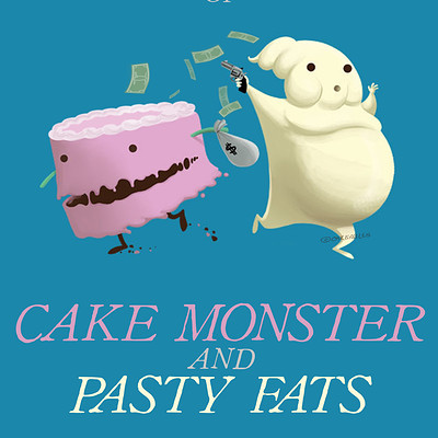 Christopher ables cake monster pasty fats