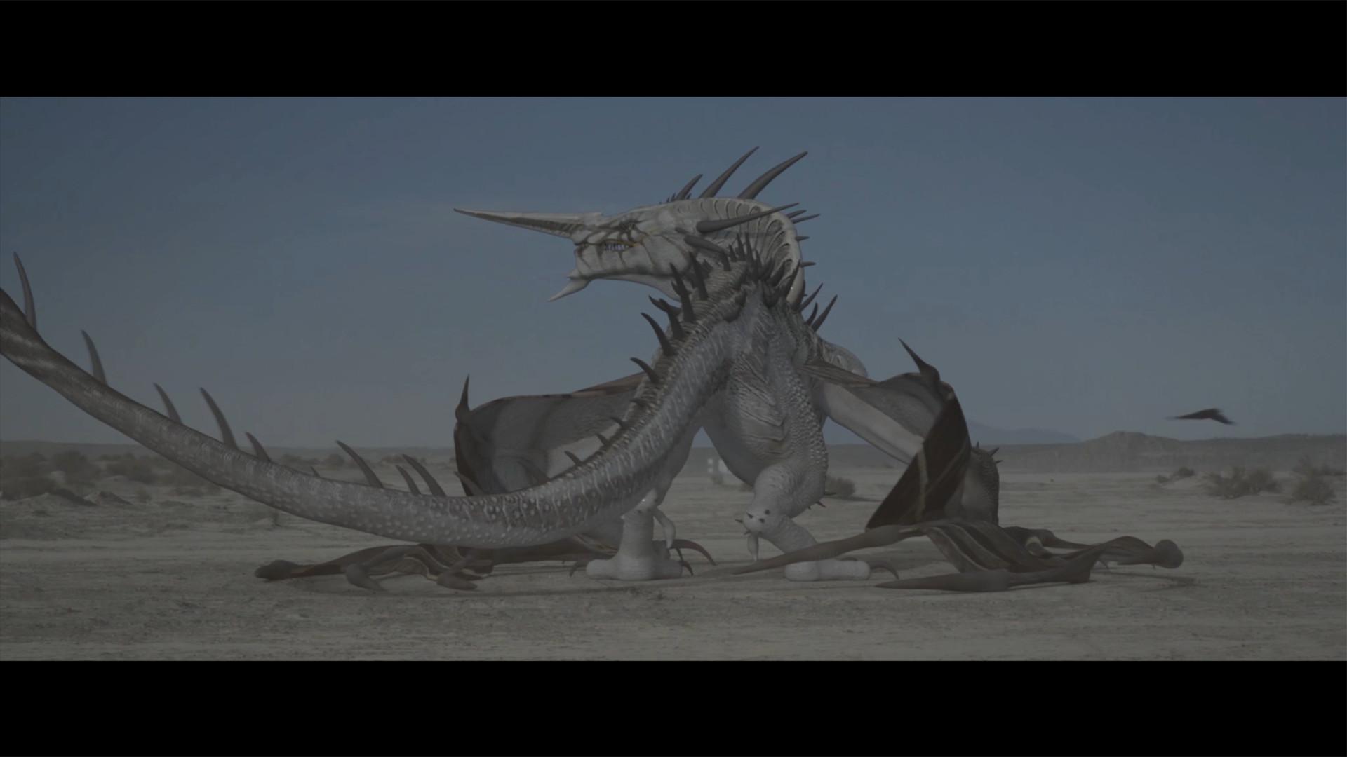 Alexandra reeves lexir elliotwaters creature5 matchmoving