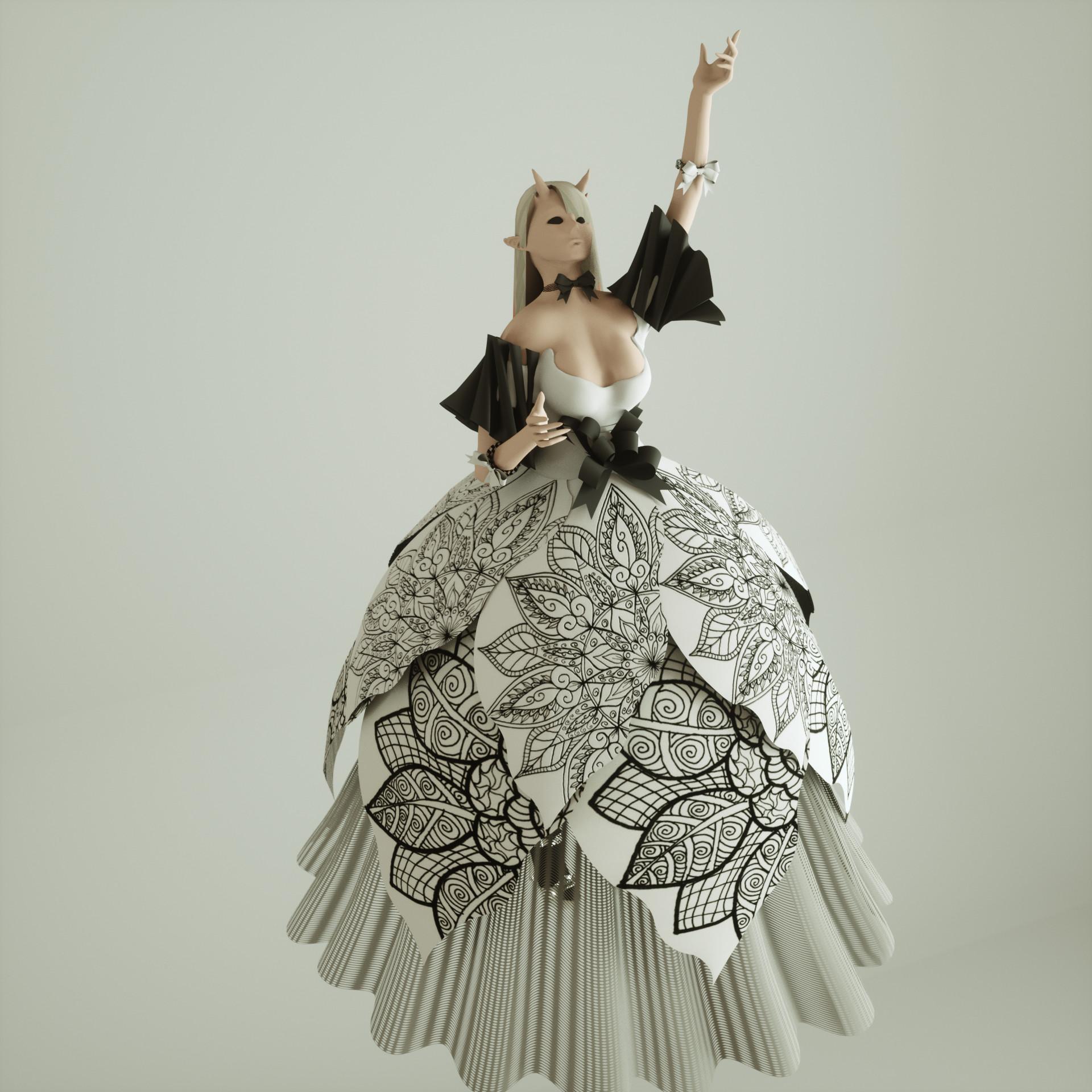 ArtStation - Ms  Iridescent, Xuanjue Tong