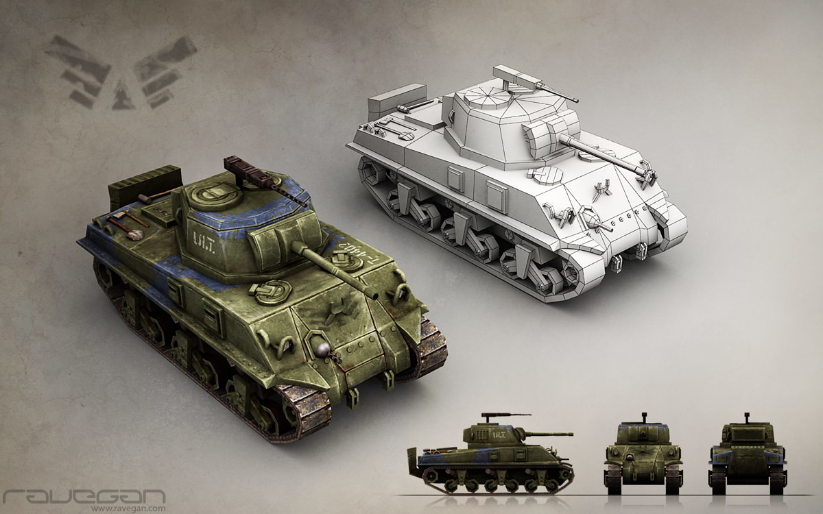 Ravegan games unt allies tankheavy small