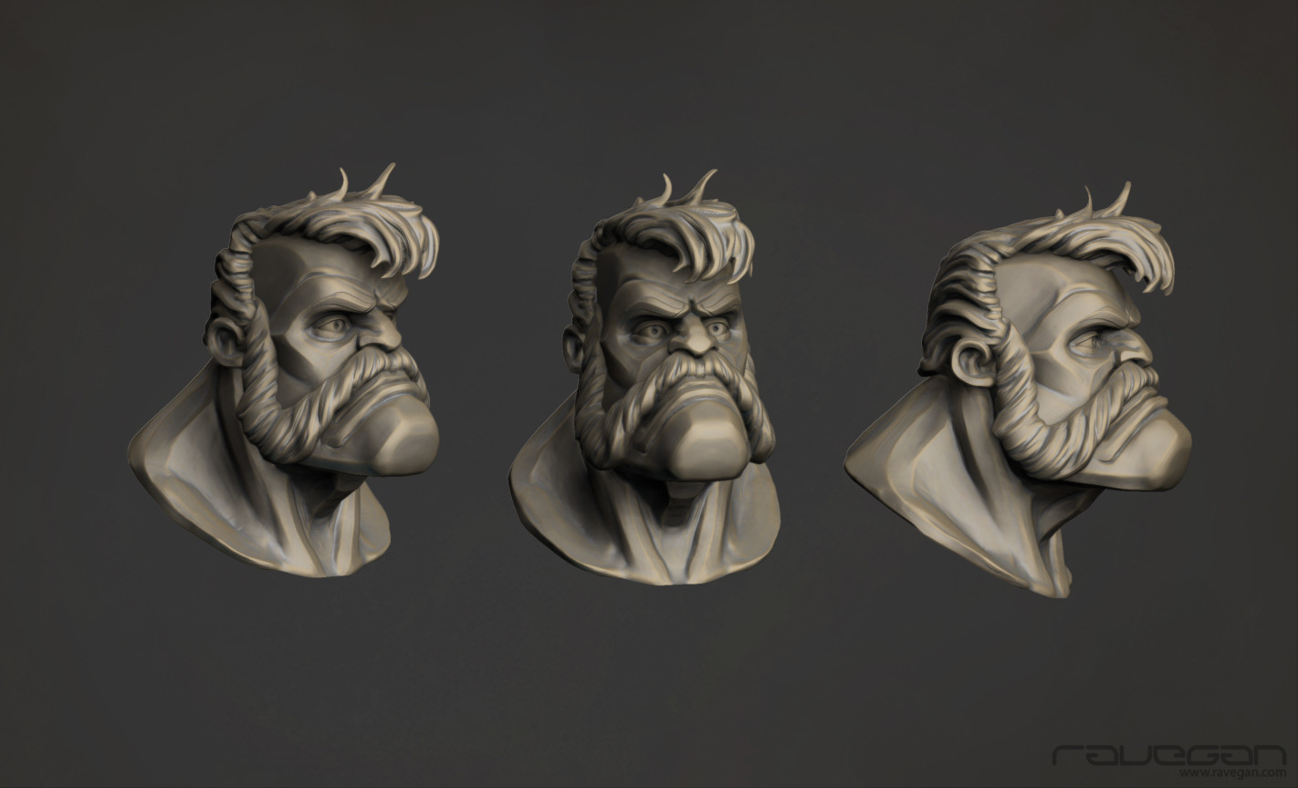 Zbrush In-House Workshop