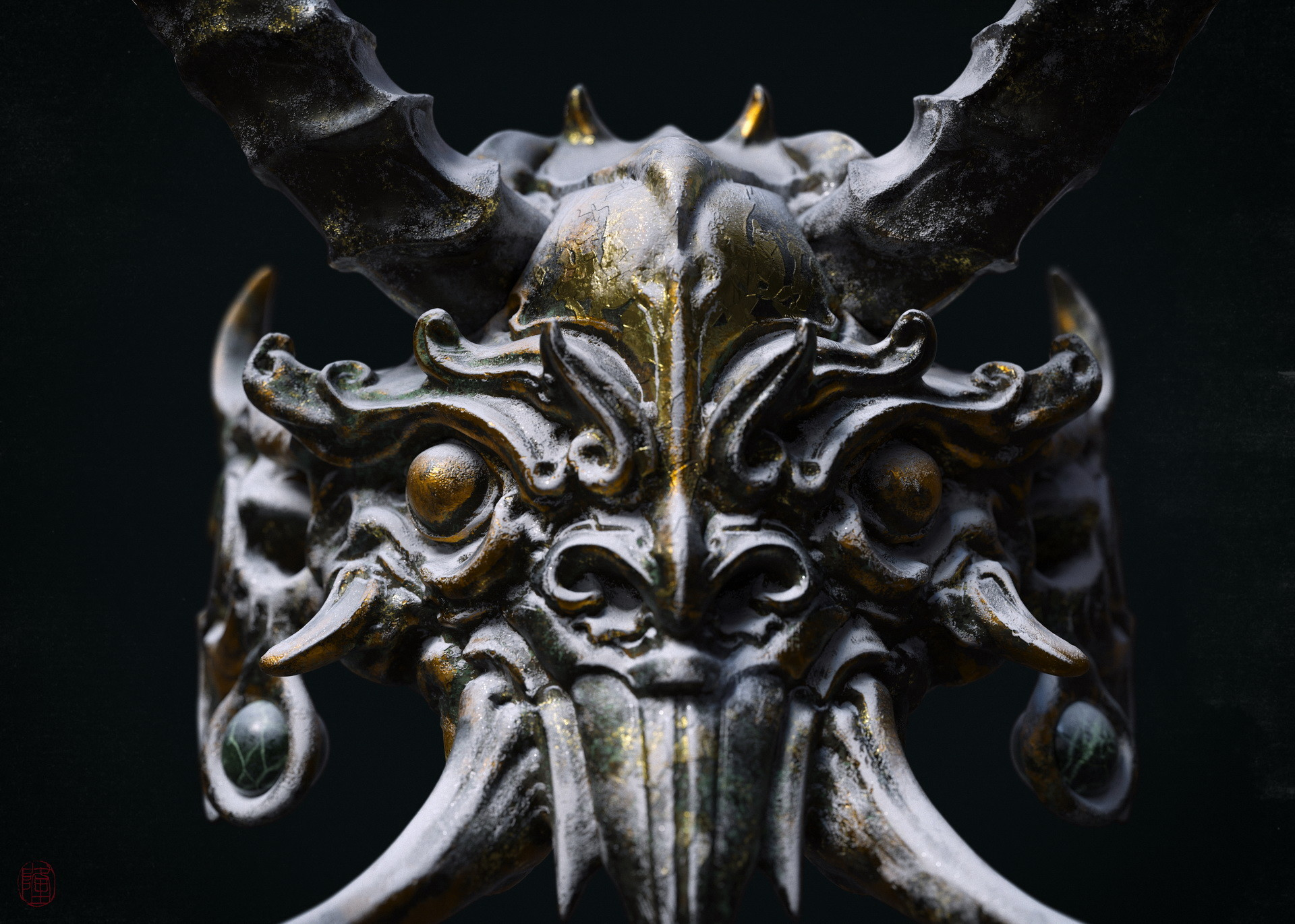 Zhelong xu mask01 websize