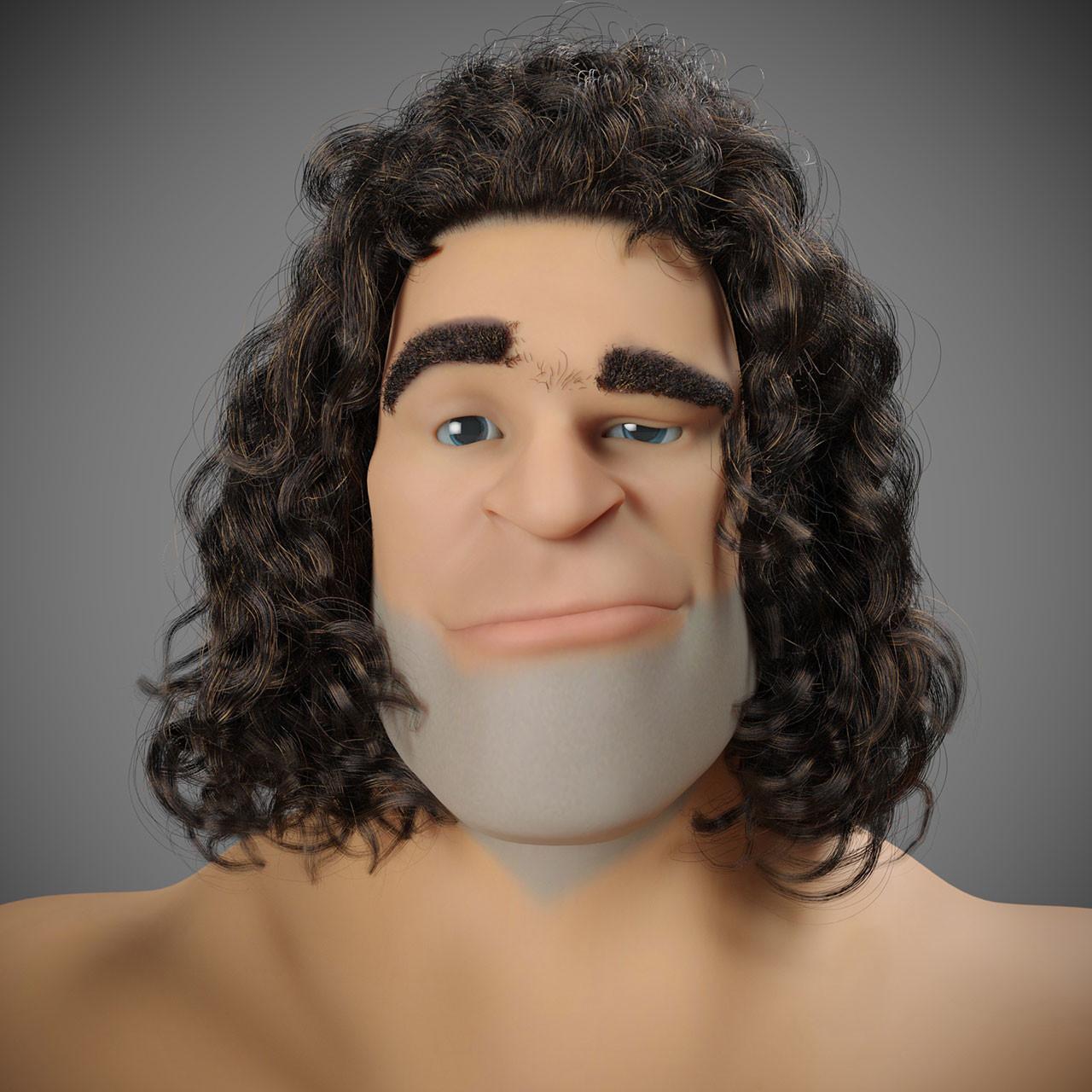 Andrew krivulya joseph hairstyle 1 r 11 by andrew krivulya