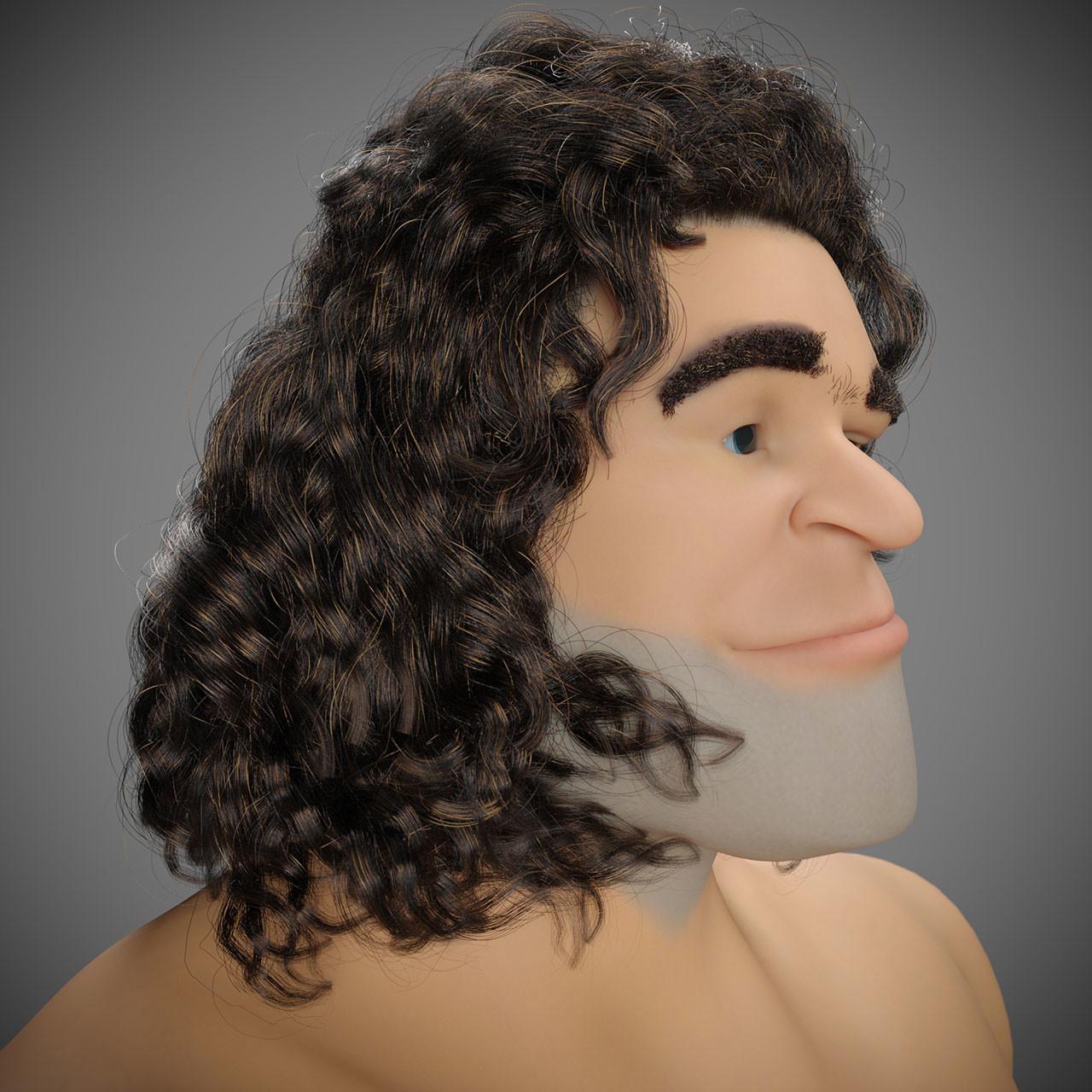 Andrew krivulya joseph hairstyle 1 r 10 by andrew krivulya