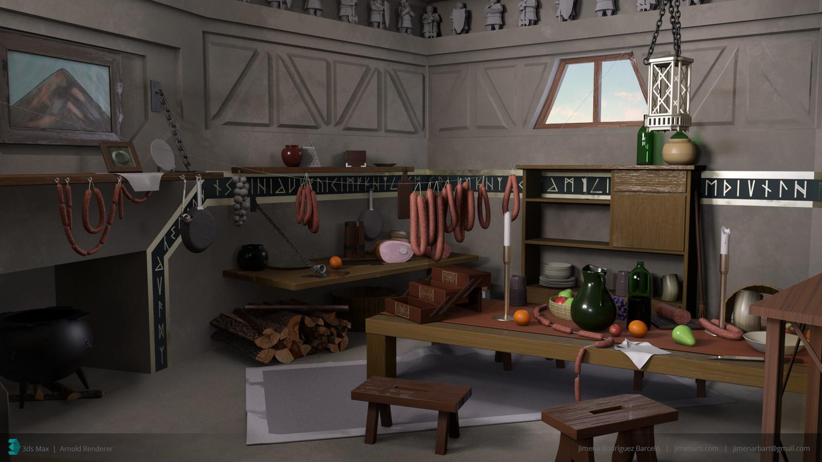 Bombur's Apartment