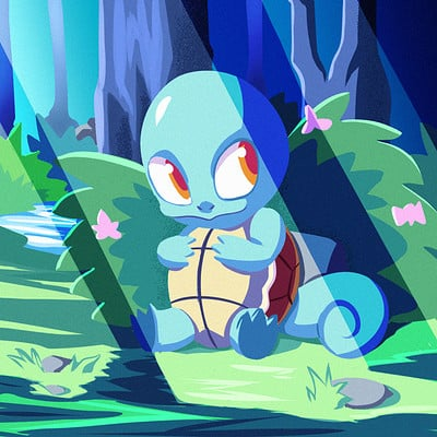 Lawrence patrick patchen iii squirtle
