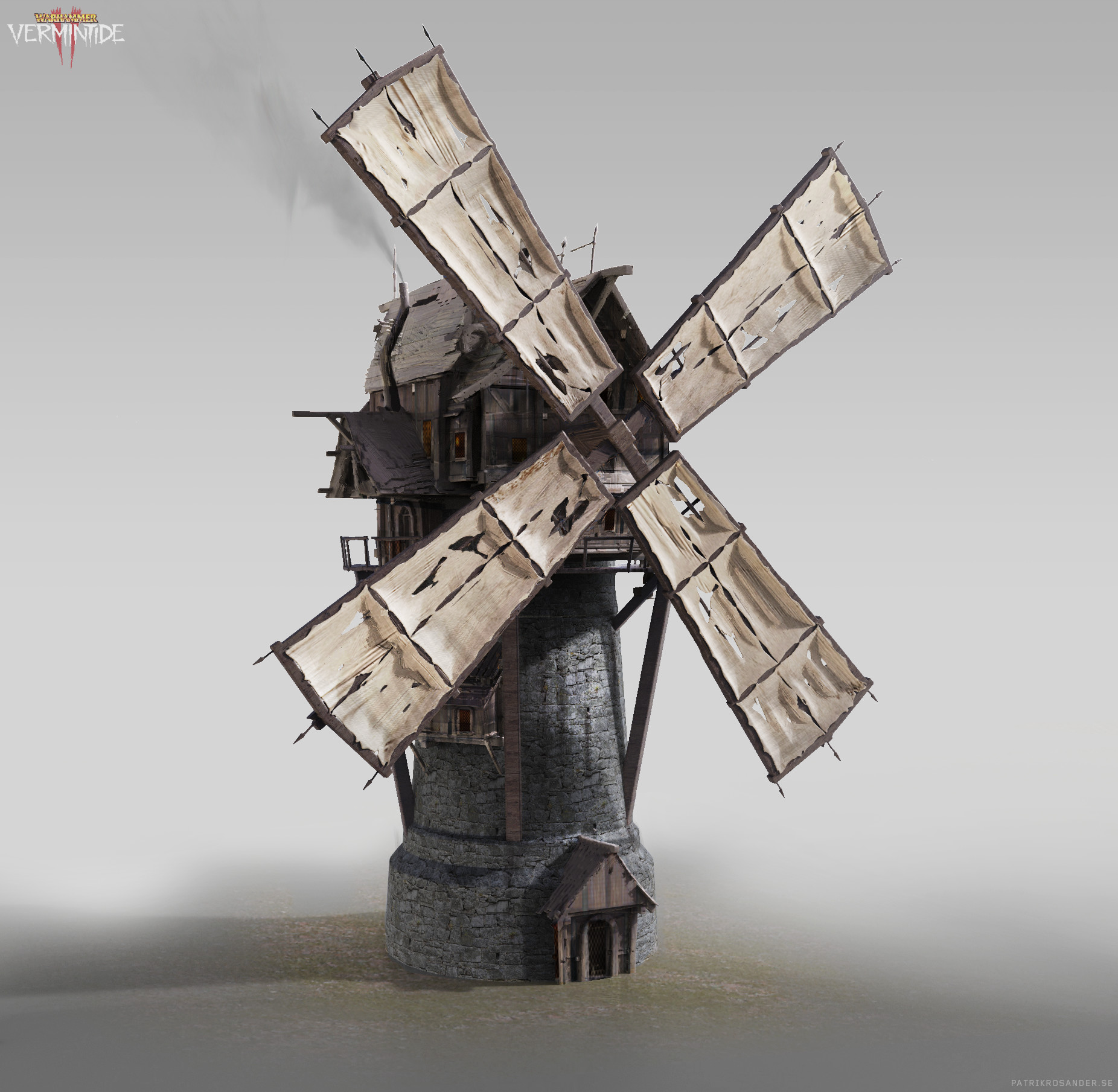 Patrik rosander farmlands windmill