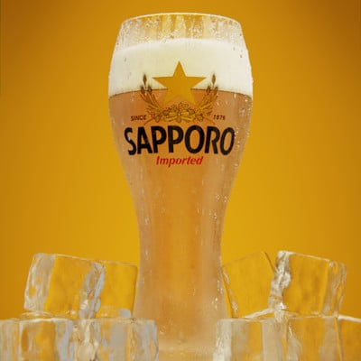Donny yuniarto sapporo beer 20180512