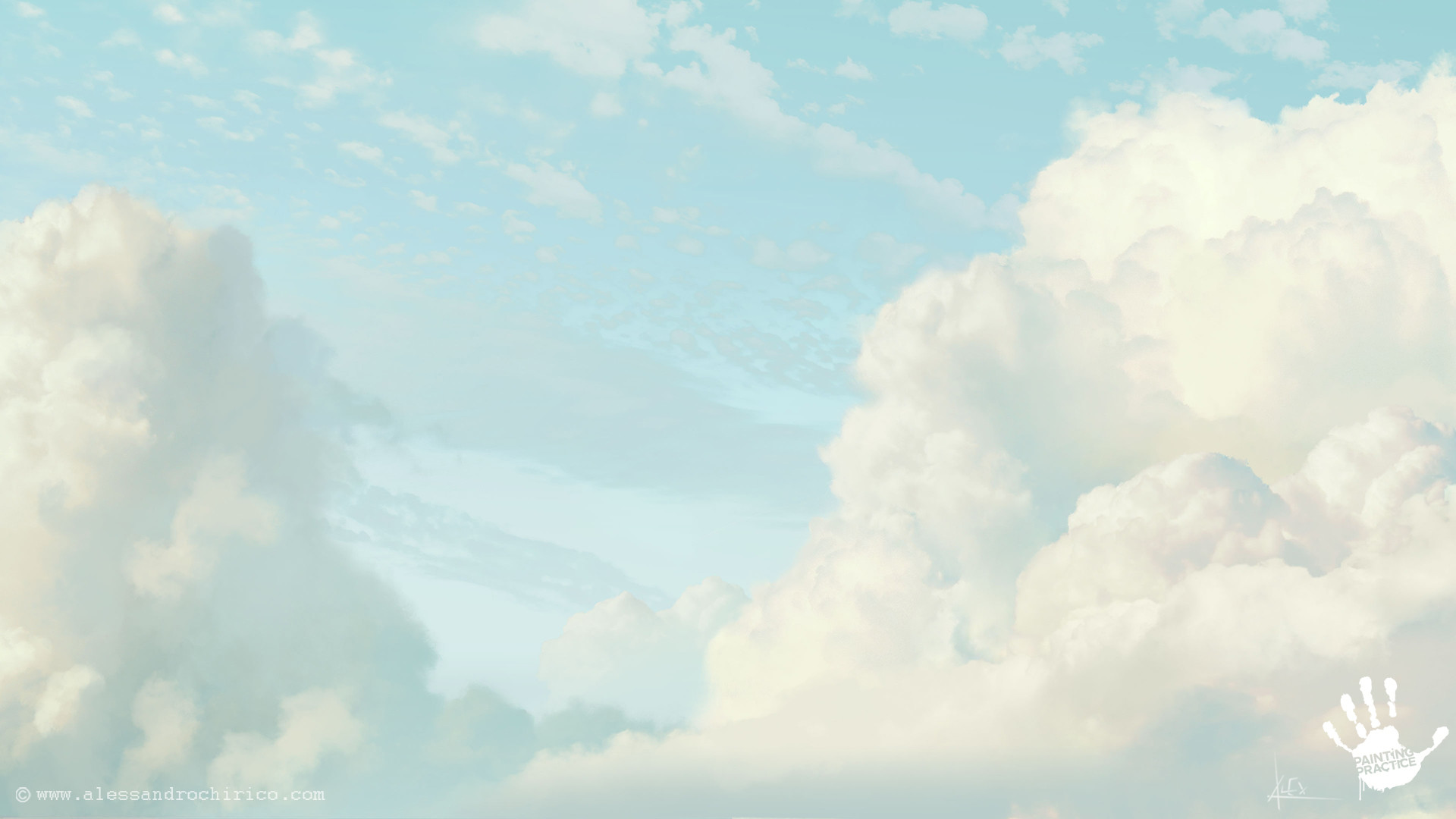 Alessandro chirico 24 sky matte alessandro chirico