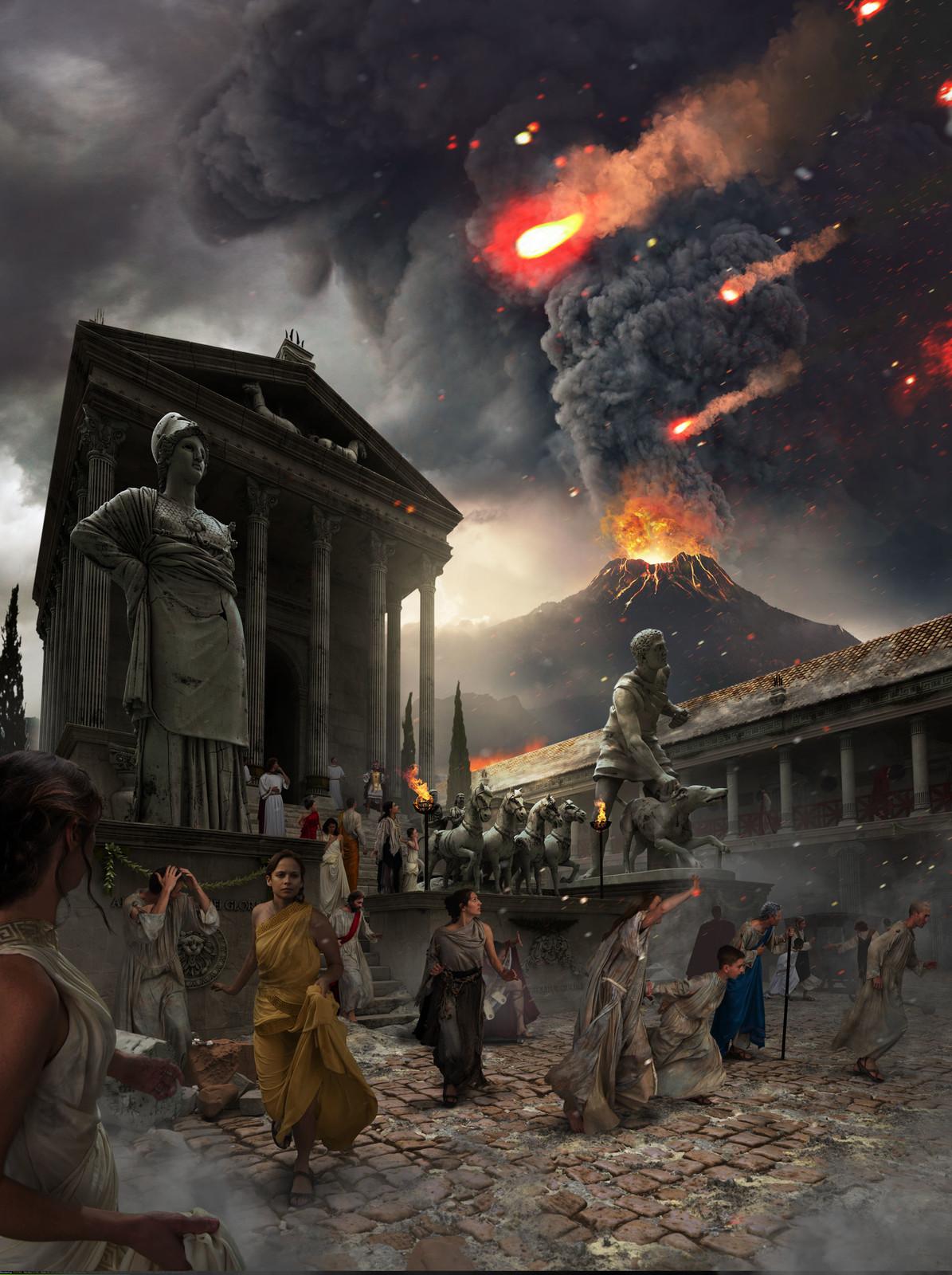 Final Hours of Pompeii