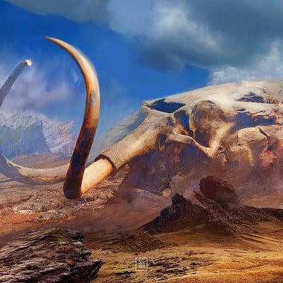 Silvia pasqualetto mammoth