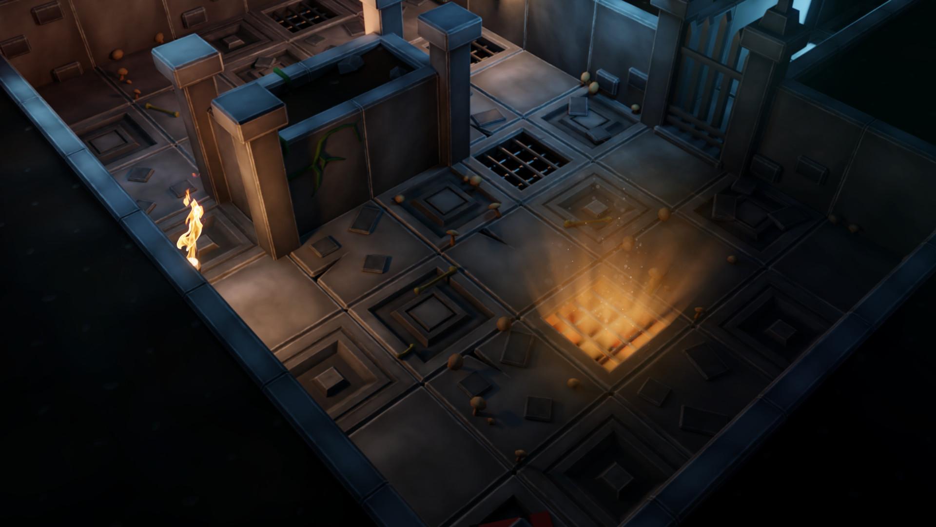 Ants aare alamaa dungeon render