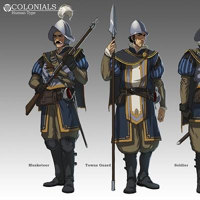 Gunship revolution brian valeza kubot towns guard concepts