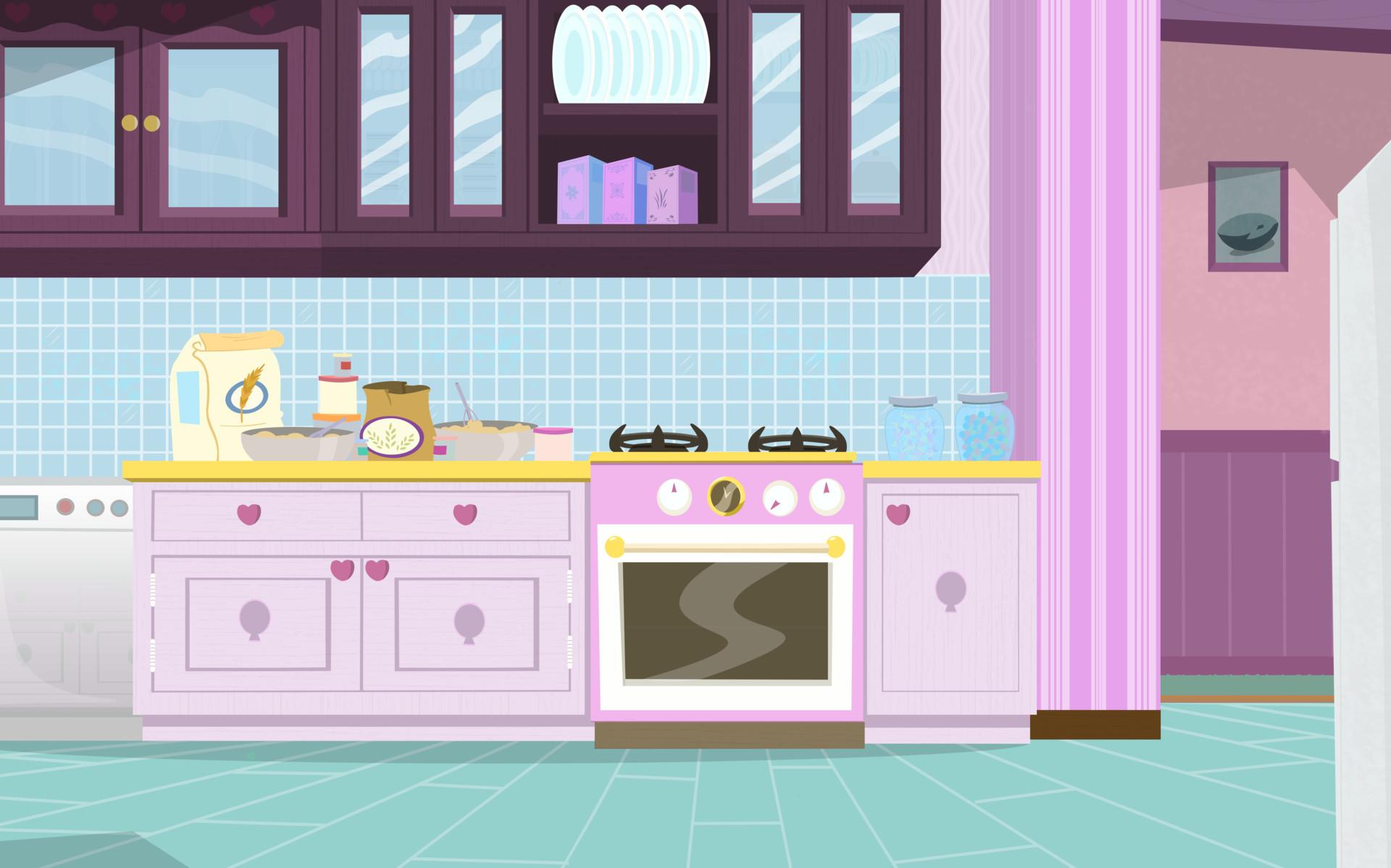 Kitchen Vector Art 3