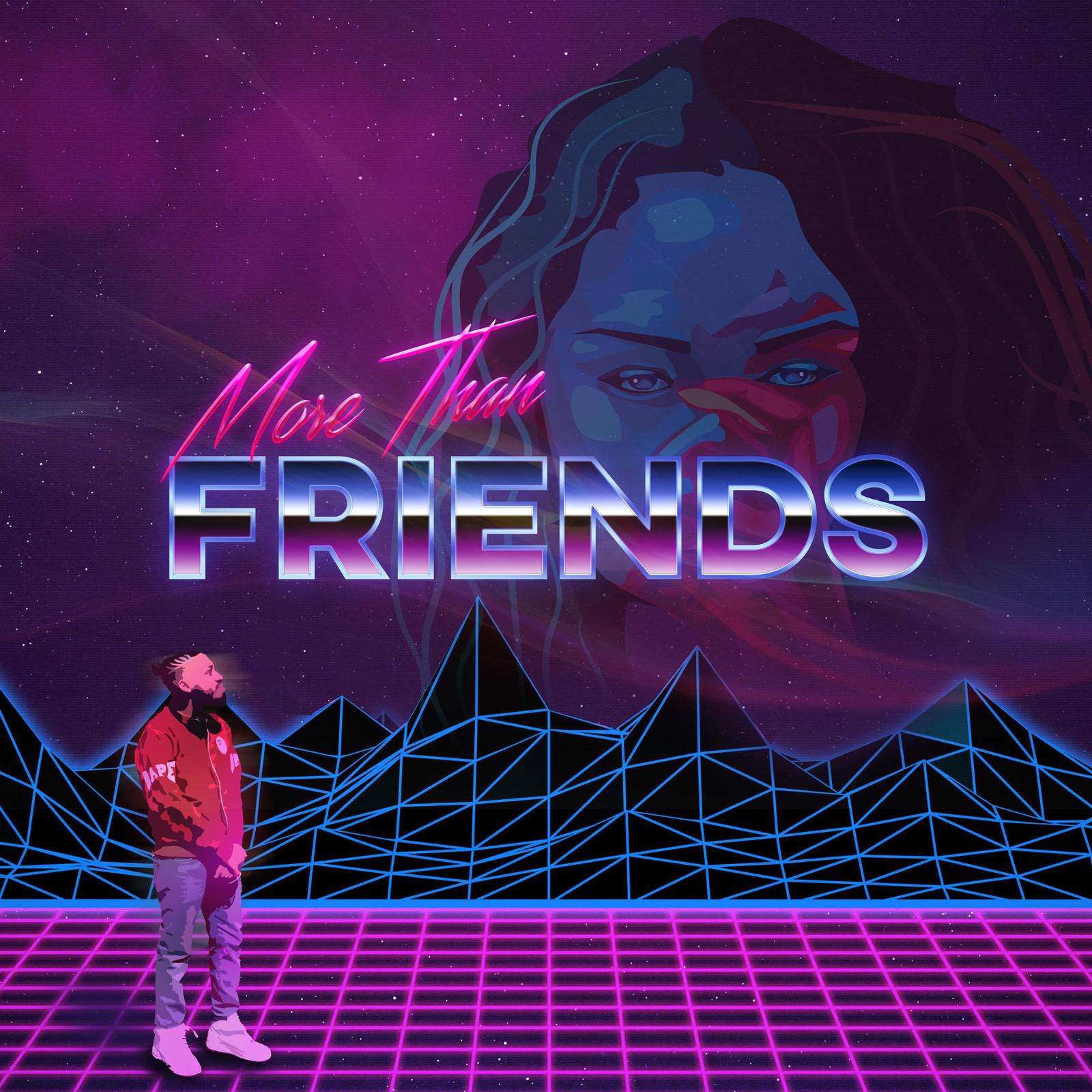 More Than Friends Cover | C L I E N T
