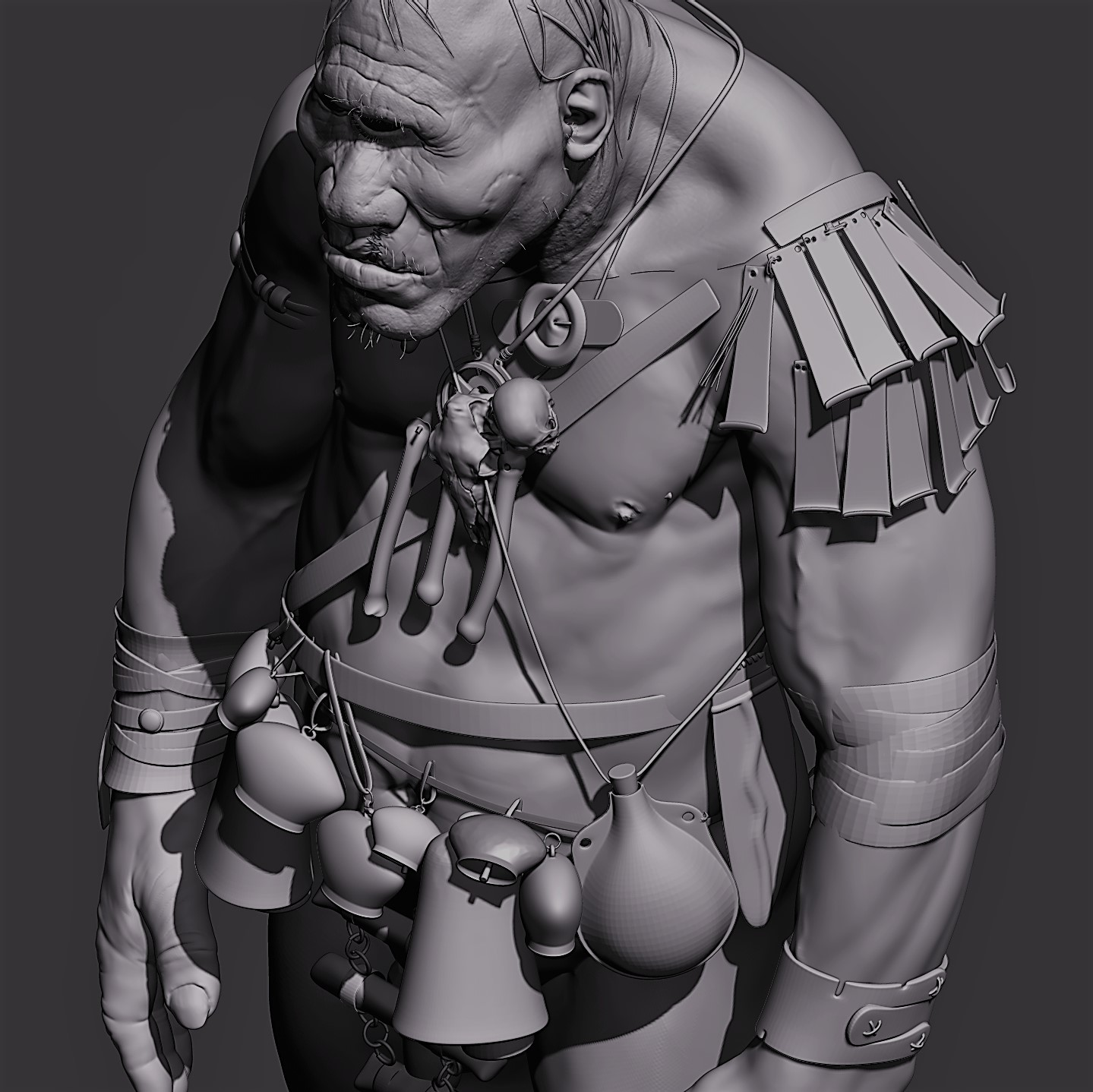 Polyphemus - the cyclop/ wip