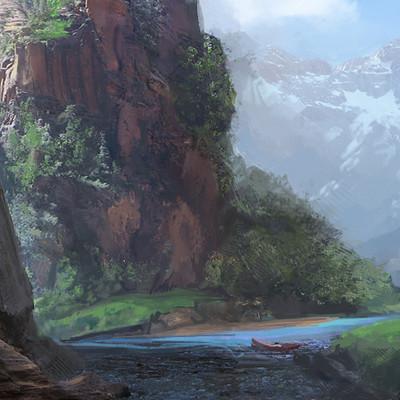 environment sketch #1