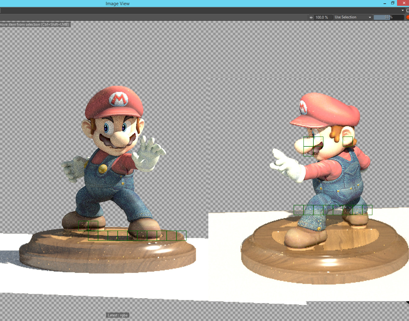 Anthony nougarede mario test2 by kr1ger dc4283y