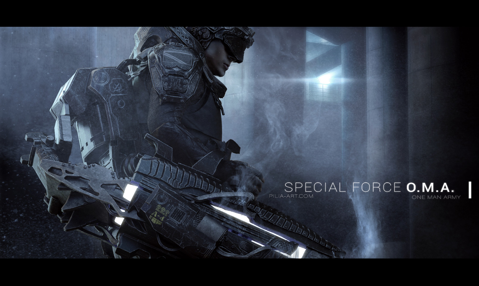 Special Force O.M.A. 03
