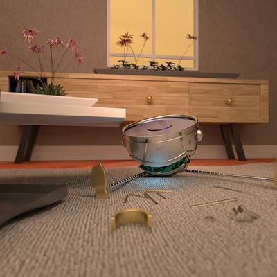 Chaniporn porseela robotroom final2 0119