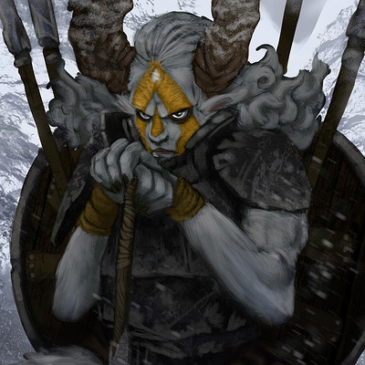 Deniz undan guardian of the mountain