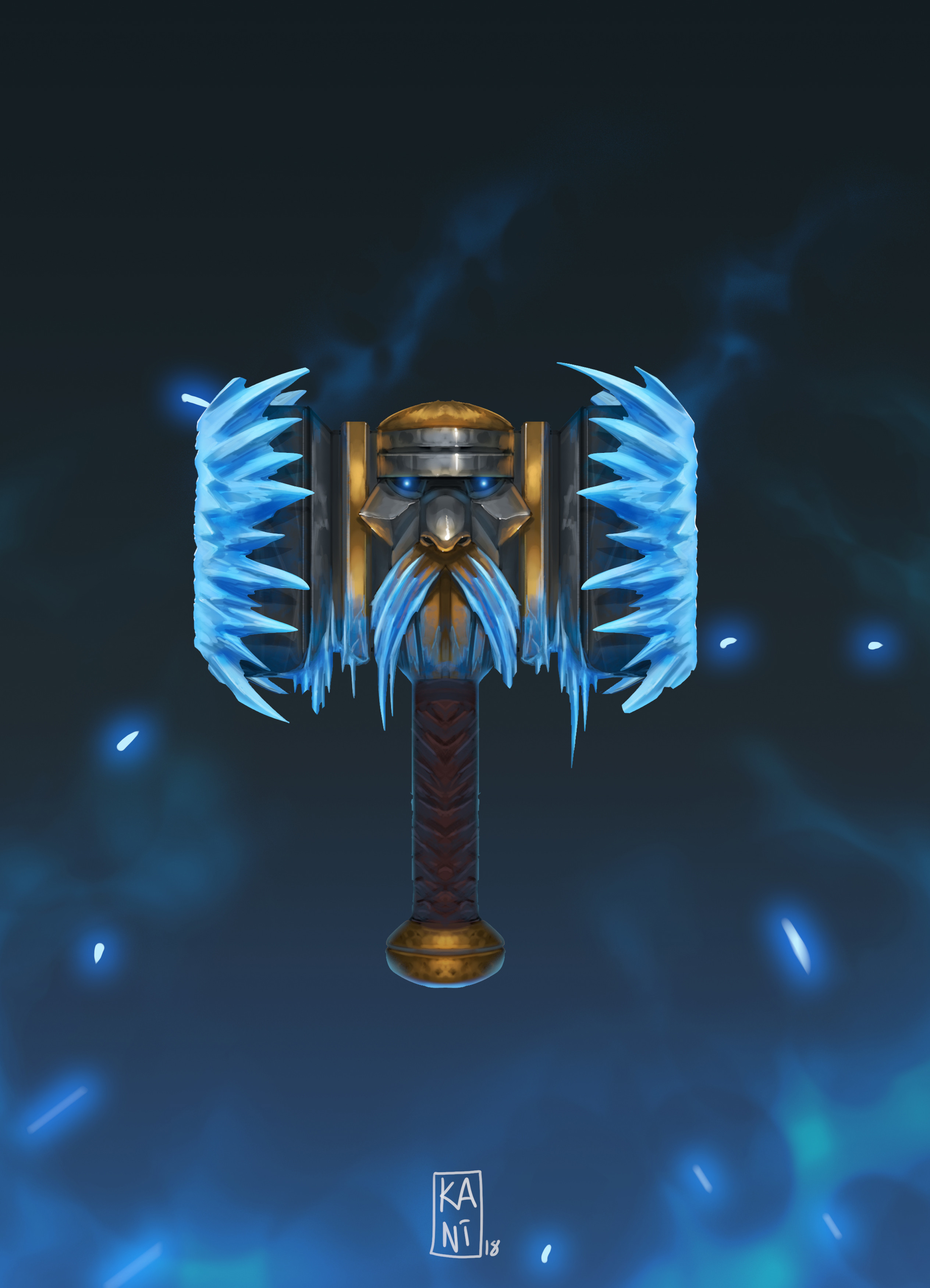 Hammer of the Golden Dwarf