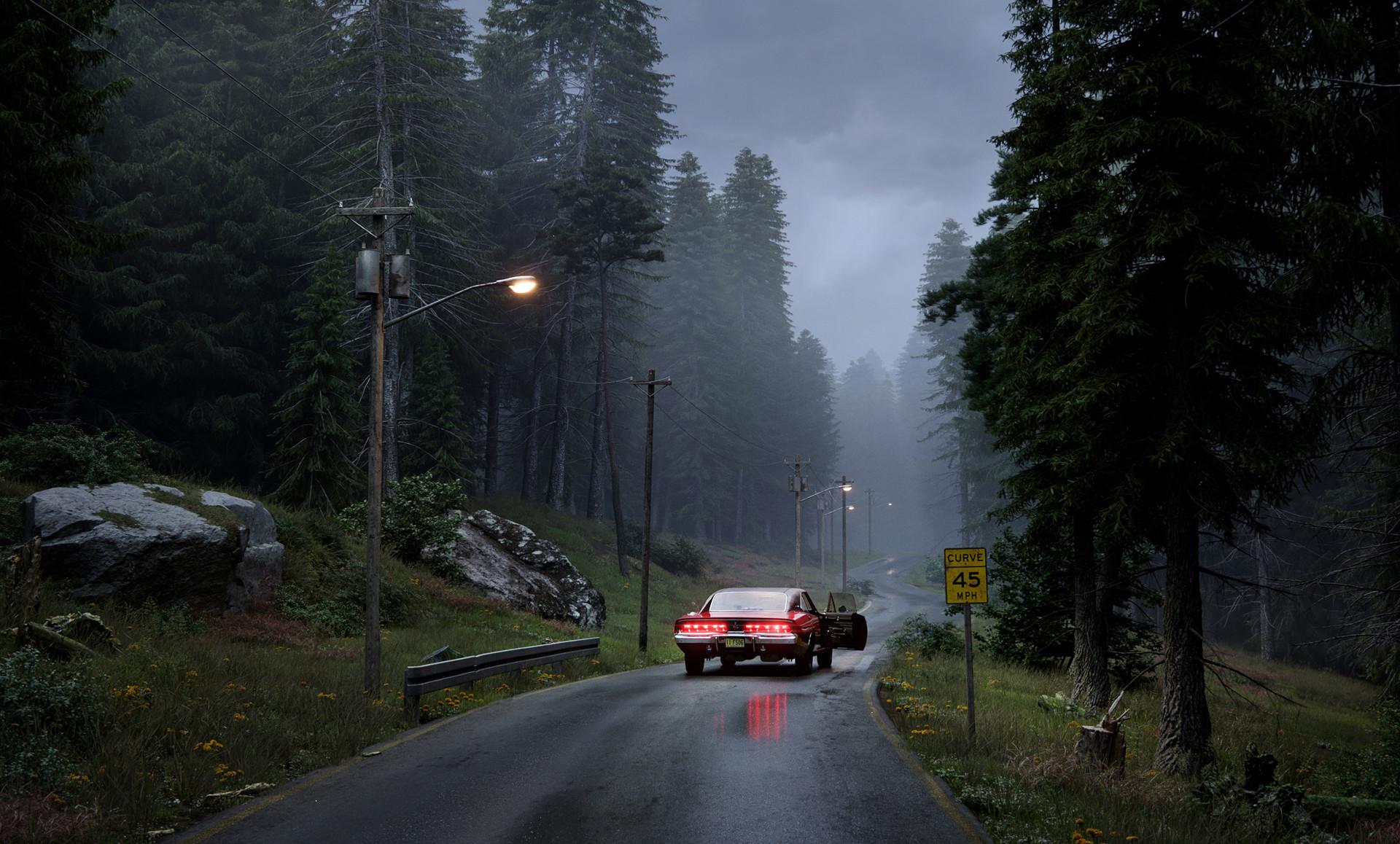 Dennis Kaya Forest Road