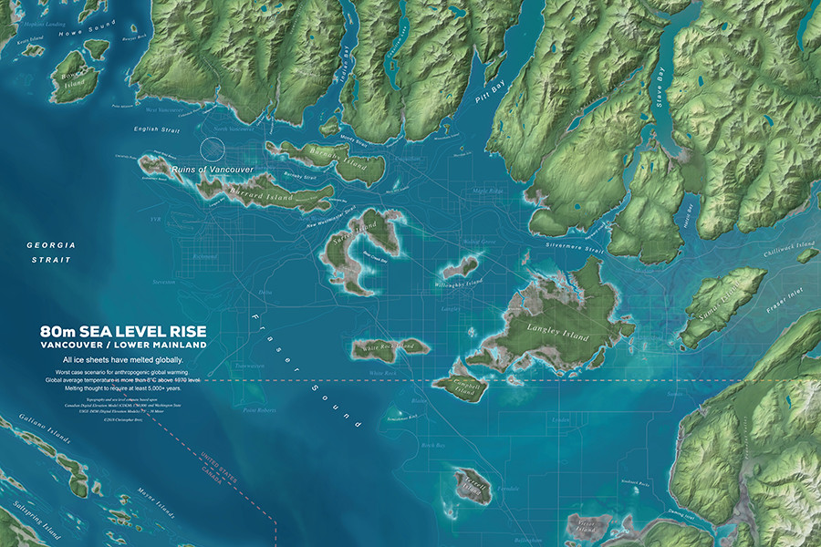 Vancouver Sea Level Rise