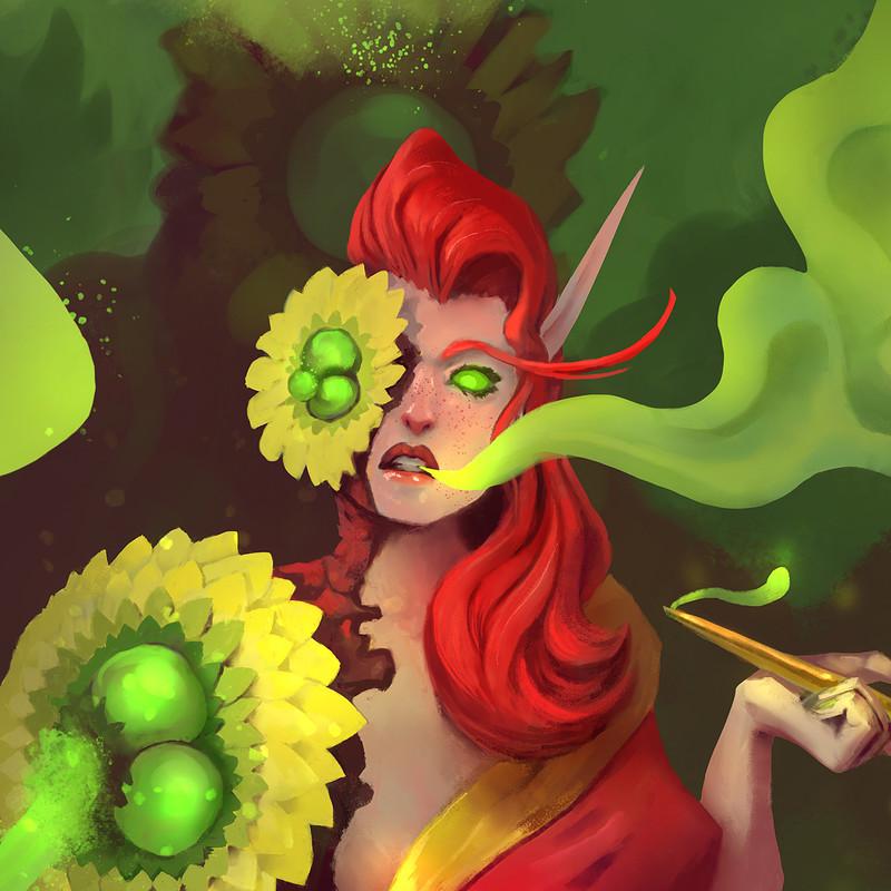 Pollen Polluter Pam