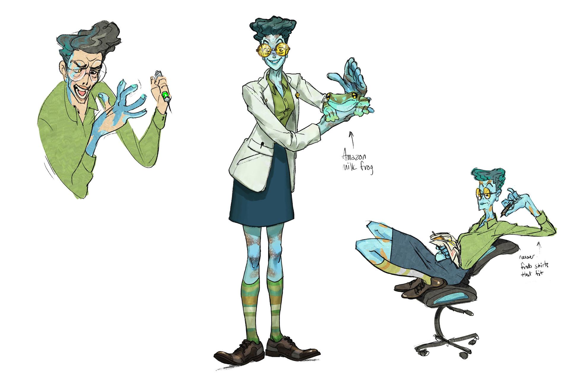 Mad Herpetologist