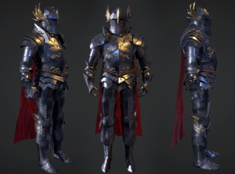 Artstation paladins armor artur pokidko paladin armor publicscrutiny Gallery
