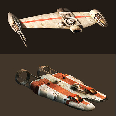 Mady madnoliet star wars starships