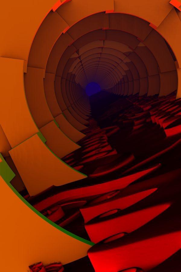 Shamsuddeen alkali into tunnel raw