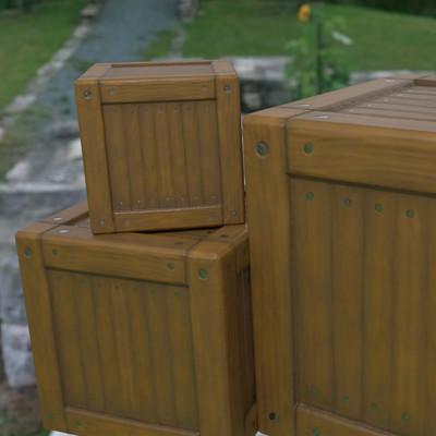 Joel meyer crates
