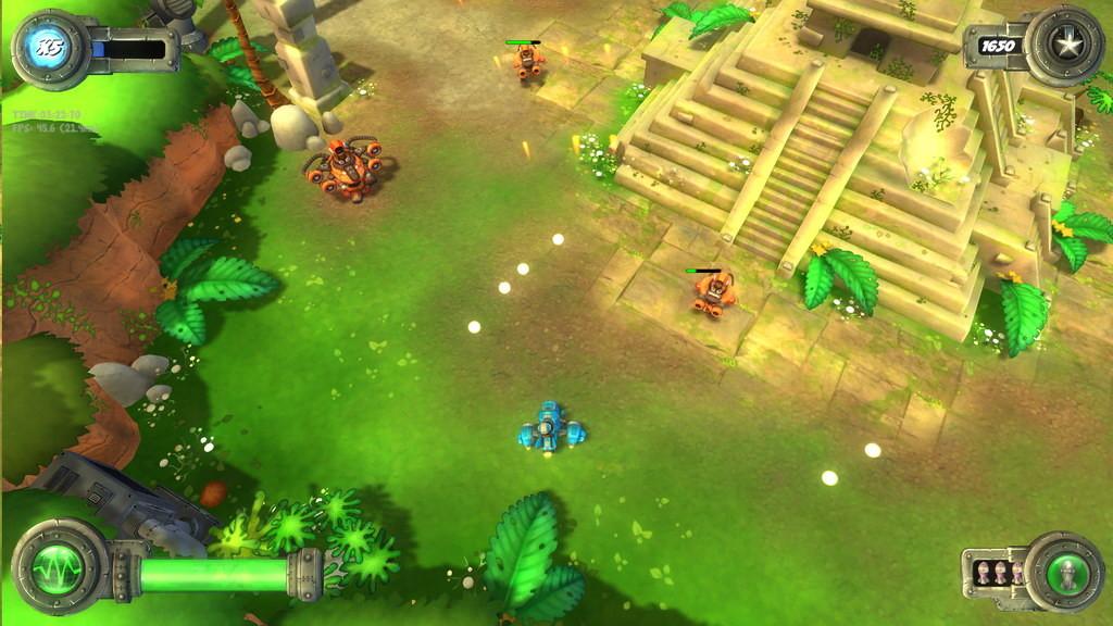 Ravegan games blue rider screenshot 02 small