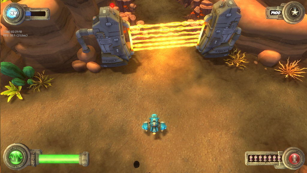 Ravegan games blue rider screenshot 09 small