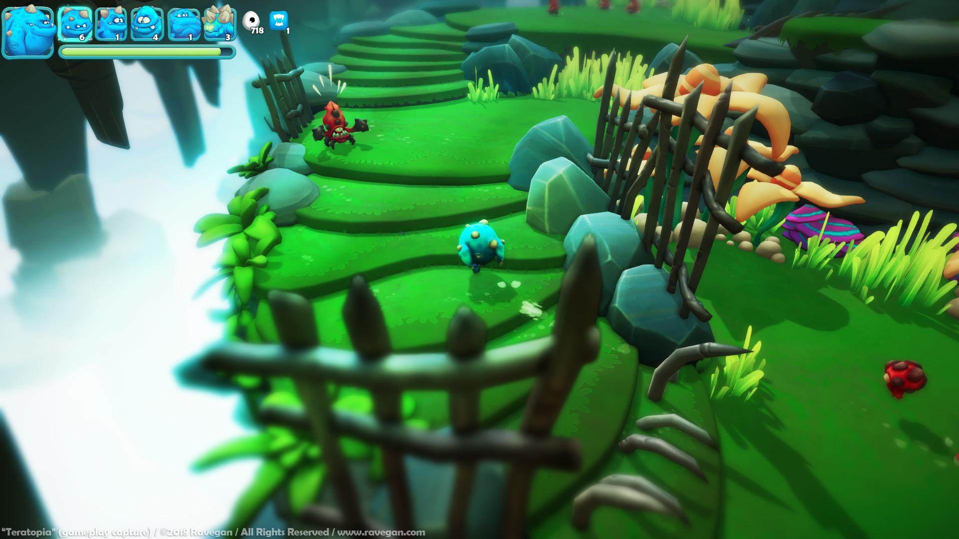 Ravegan games teratopia screenshot 004