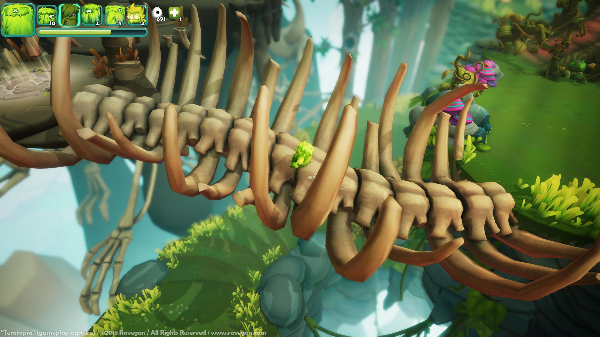 Ravegan games teratopia screenshot 006