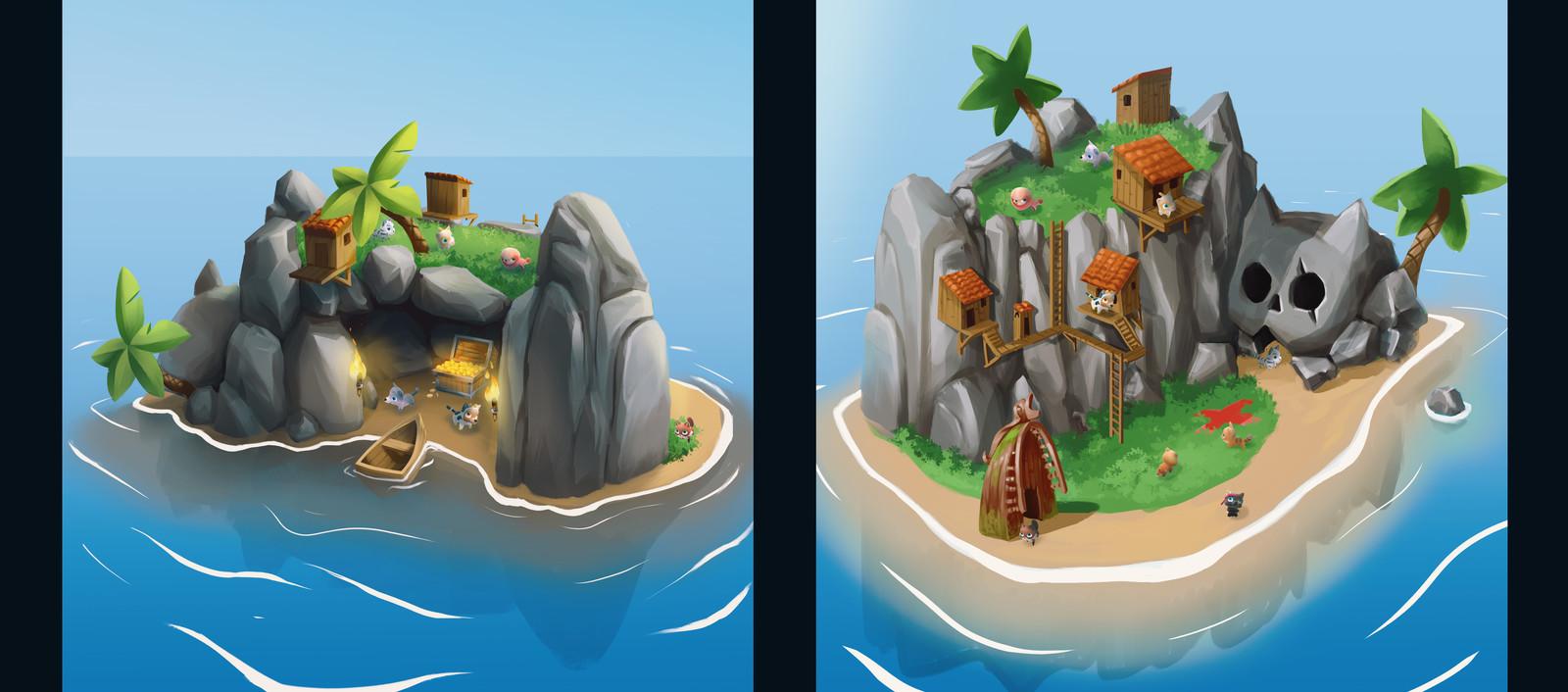 Pet Paradise Island