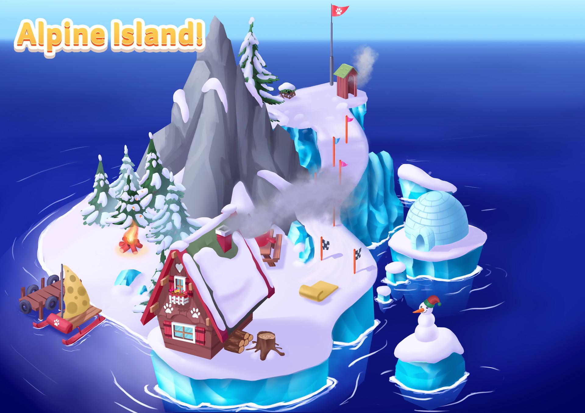 Jean philippe hugonnet snow island3