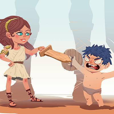 Kids of the Gods