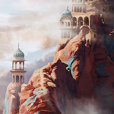 Manon alexandre temple in cloud bd