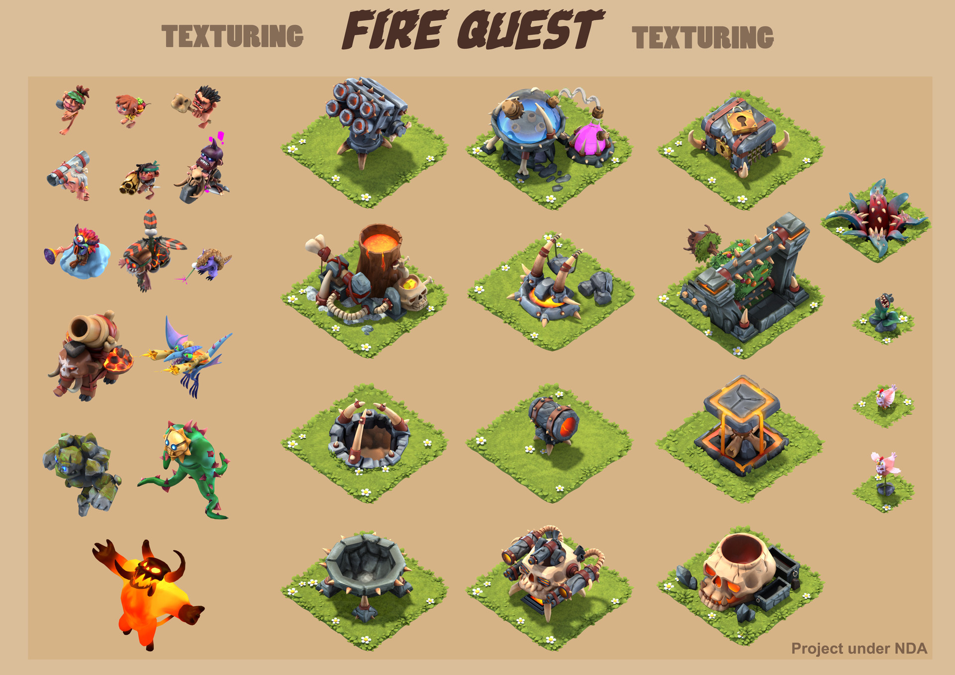 Jean philippe hugonnet firequest texturing 1