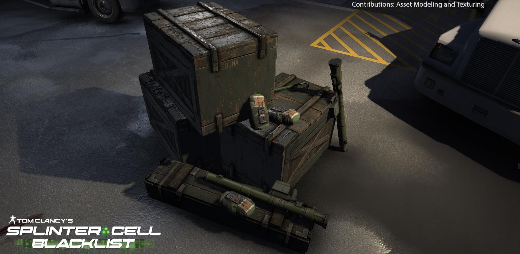 Dan john cox crates