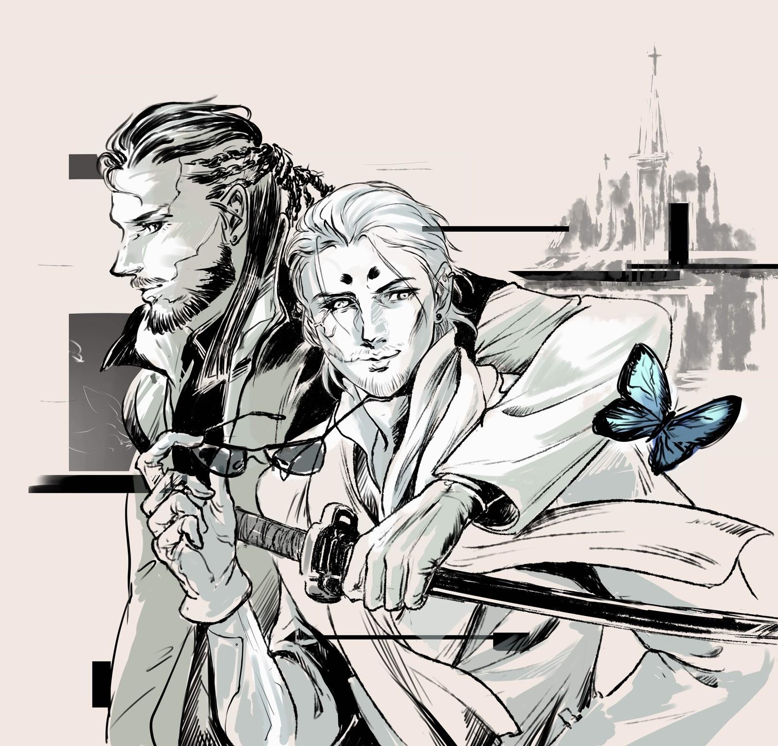 Leo and Ken