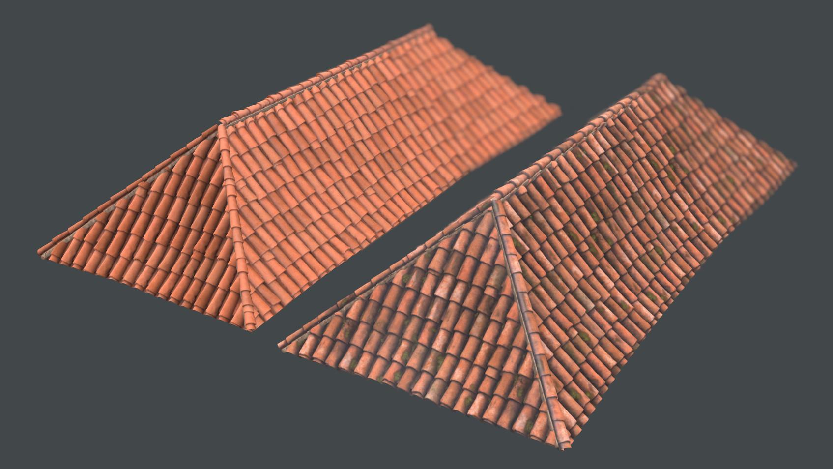 Alina godfrey roof tile variants