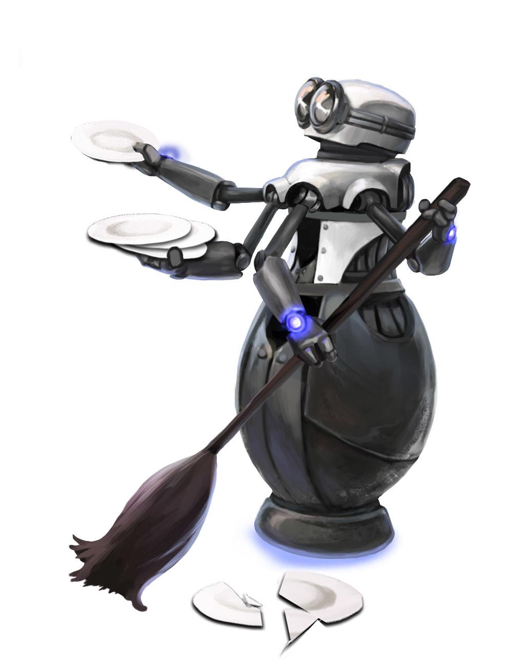Philip hogg robot butler01