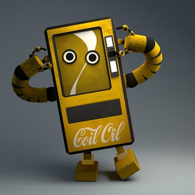 Venny -The Vending Machine